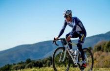 Díaz Gallego volverá a la competición en la Vuelta a Burgos