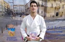 Javier Sánchez, oro en la Fase Sector Sur del Nacional Junior de judo