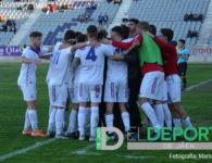 Jorge Vela y De la Calzada salvan al Real Jaén ante el Huétor Vega