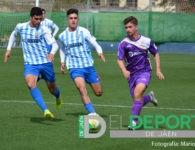 El Real Jaén vence al Malagueño y suma su cuarto triunfo seguido