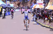 Díaz Gallego estrena su palmarés profesional en el Tour de Ruanda