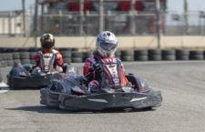 Gonzalo Gutiérrez ya prepara la segunda prueba del Andaluz de Karting