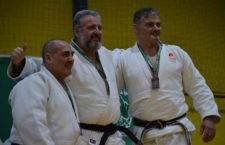 Francisco Alcaide, plata en la Copa de España de Judo de veteranos
