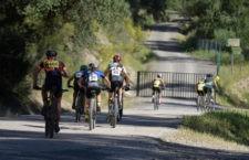 Cádiz y Málaga acogerán la prueba. Foto: Vuelta Andalucía MTB.