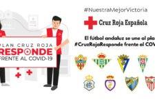 El Real Jaén se suma a la campaña de Cruz Roja frente a la crisis sanitaria