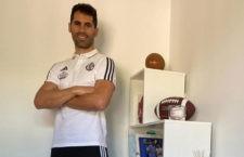 Moyano, capitán del Real Valladolid. Foto: R. Valladolid.