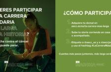 La carrera solidaria más larga de AECC se celebra en Jaén del 3 al 6 de mayo