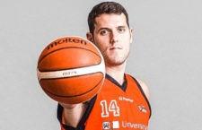 Álvaro García, el tosiriano que destaca en el baloncesto británico