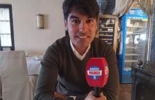 Jaime Morente entrenará a la UD Maracena. Foto: Radio Marca Granada.