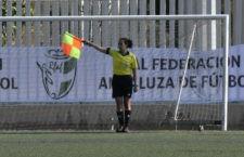 Maribel Serrano, candidata al ascenso arbitral a la Liga Iberdrola
