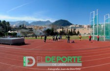 Las pistas deportivas al aire libre de Jaén abrirán desde el 11 de mayo