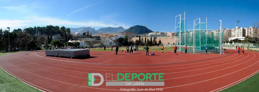 El Ayuntamiento de Jaén inicia el proyecto para la pista de atletismo de 8 calles