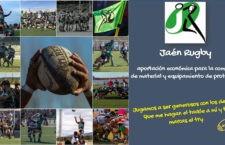 El Jaén Rugby realiza una aportación económica a Aspace Jaén