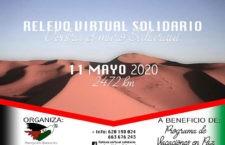 Carrera virtual solidaria para ayudar a la causa saharaui