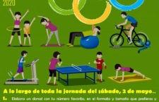 El Ayuntamiento de Torredonjimeno prepara unas olimpiadas desde casa