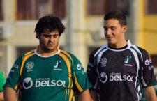 Salva y Javi. Foto: Jaén Rugby.