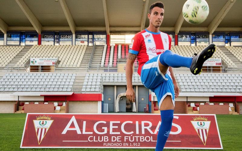 El Atlético Porcuna refuerza su defensa con Andrés Salas