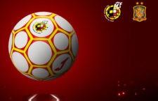 La RFEF y Joma presentan el balón oficial del play off de fútbol sala