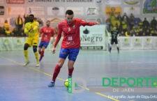 Colacha renueva una temporada más con el Mengíbar FS
