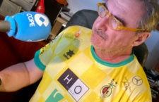 Carlos Herrera se une a la Marea Amarilla del Jaén FS