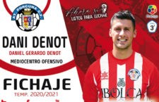 El argentino Dani Denot se incorpora al Atlético Porcuna