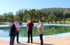 El Ayuntamiento invierte cerca de 40.000 euros en la adecuación y mantenimiento de la piscina de Las Fuentezuelas