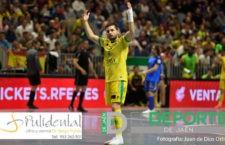El Jaén FS confía en aprovechar el formato de play off exprés para soñar con el título