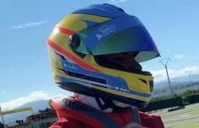 Juan Luis Real vuelve a la competición con el Karting Cabañas Gran Prix