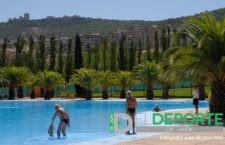 1 y 8 de julio, días de apertura de las piscinas municipales en Jaén