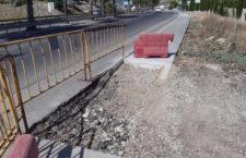 Trabajos de mejora del Consistorio. Foto: Ayto. Jaén.