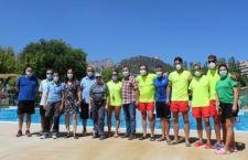 Comienza la temporada de baño en La Salobreja y El Tomillo. Foto: Ayto. Jaén.