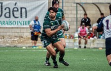 Gómez seguirá en el Jaén Rugby. Foto: Nerina Iantorno.
