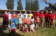 122 jóvenes de la capital viven su tiempo vacacional en las Escuelas Deportivas de Verano