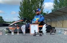 El torneo RKS de Rental Karting en El Bierzo, próxima cita para Juan Luis Real