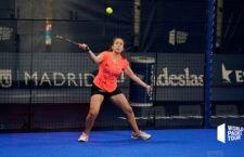 Marta Porras, fuera del Alicante Open tras caer en su debut