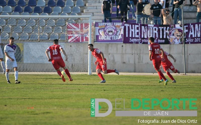 El partido entre Real Jaén y Torreperogil, el domingo a las 11:30