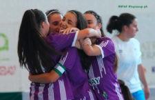 El gol de Mariam, el mejor del play off. Foto: TapiacupFS.