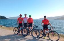 El CD Bujarkay, presente en el Campeonato de España de Triatlón Sprint de Pontevedra
