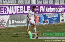 Dani Perejón jugará en el Linares Deportivo