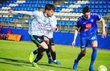 Fran vestirá la camiseta del Real Jaén. Foto: CS Puertollano.
