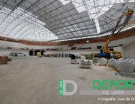 El Olivo Arena podrá utilizarse en la temporada 2020-2021
