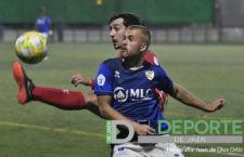 Pablo Siles finaliza su cesión en el Linares Deportivo