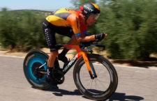 Victoria para el ciclista vasco. Foto: PhotoGomezSport - RFEC