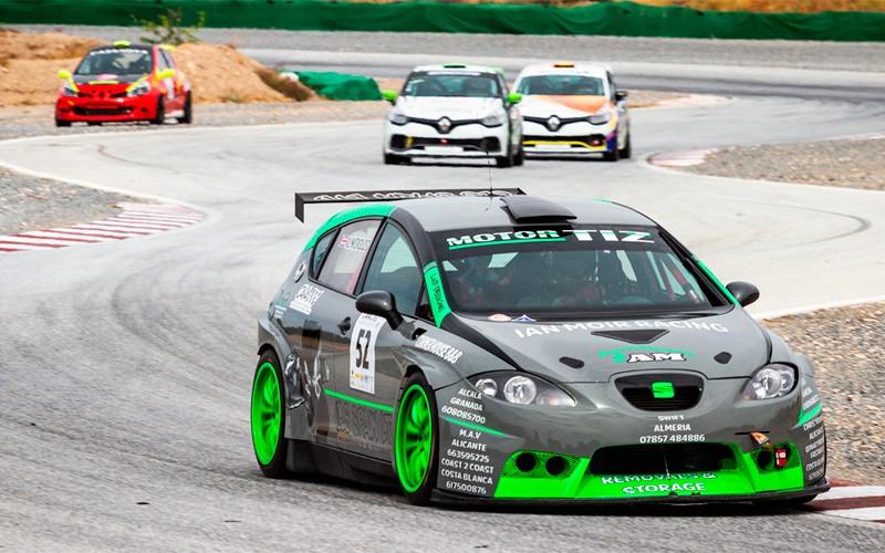 coches en competición