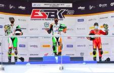 Ángel Heredia brilla en el Circuito de Jerez, mal fin de semana para Jesús Torres