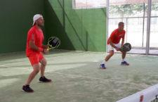 Navarro-Fernández y Berja-Gómez destacan en el primer fin de semana del Torneo de Pádel de Úbeda