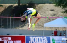 Brillante actuación del atleta jiennense. Foto: RFEA.