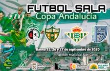 El Jaén FS debutará en la Copa de Andalucía ante UMA Antequera