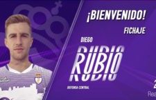 Diego Rubio refuerza la defensa del Real Jaén