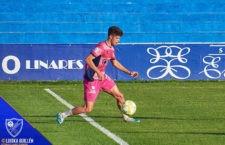 Edu Olea sube al primer equipo del Linares Deportivo